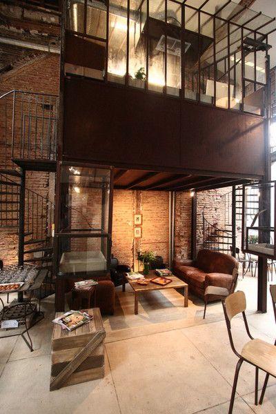 des briques dans la d co vos plans sur la com te architecte val de marne 94. Black Bedroom Furniture Sets. Home Design Ideas