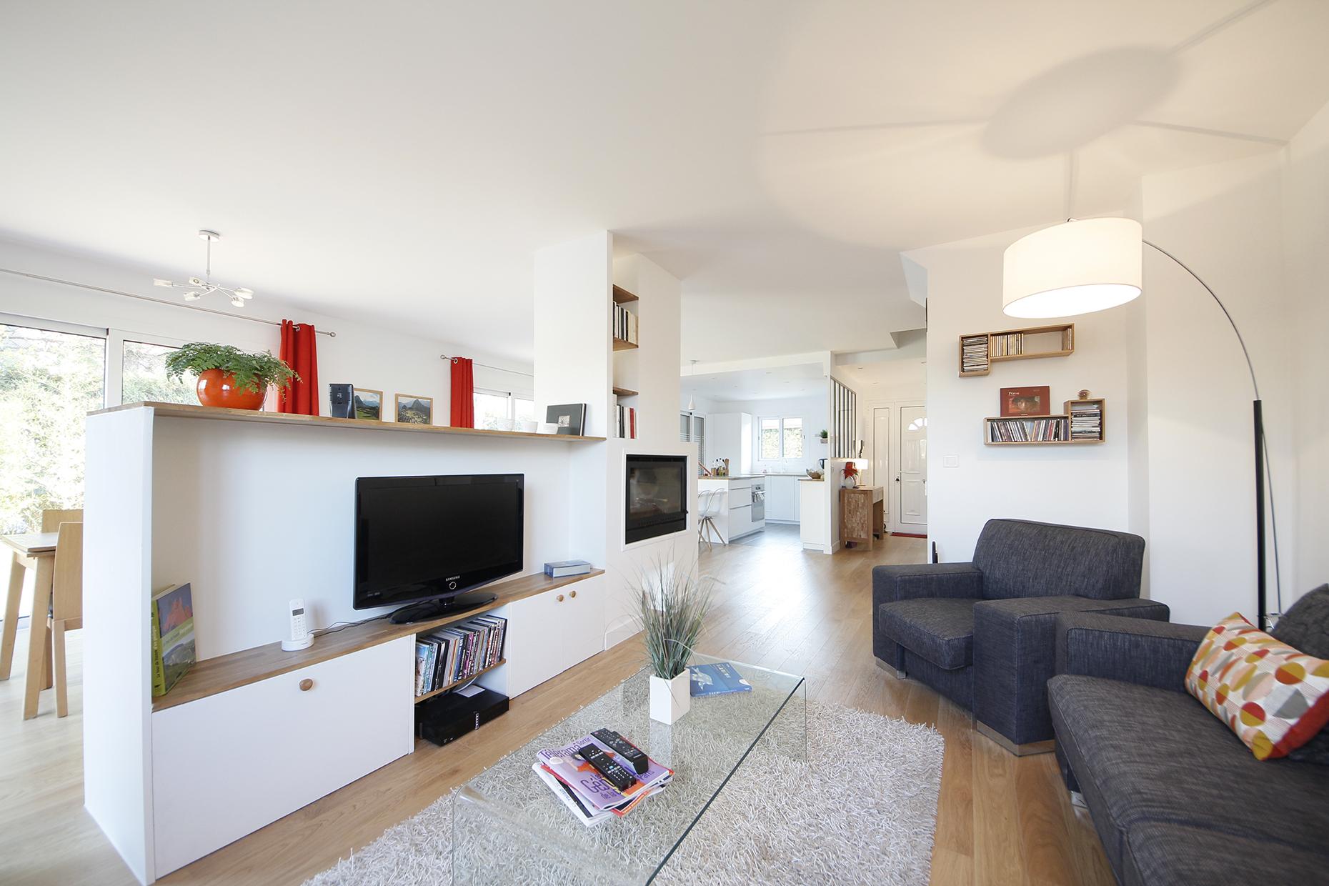 maison so v lizy 78 vos plans sur la com te architecte val de marne 94. Black Bedroom Furniture Sets. Home Design Ideas